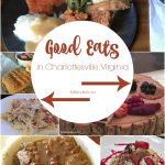 Guide to Good Eats in Charlottesville VA