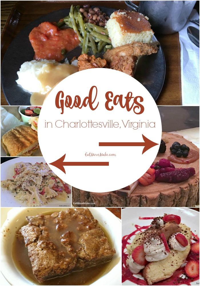 Charlottesville restaurants - restaurants in Charlottesville with Good Eats!