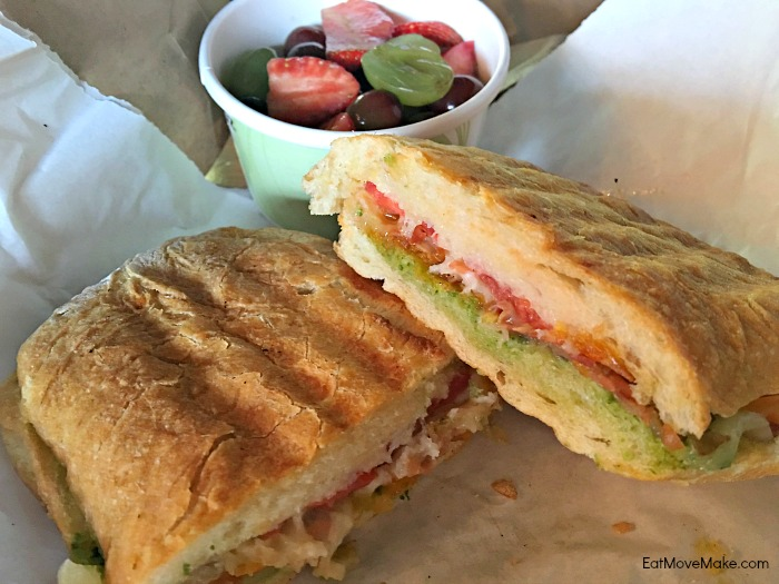 Grilled Cheese Panini - Green House Coffee - Crozet VA