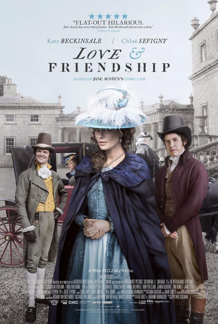 Love & Friendship movie poster
