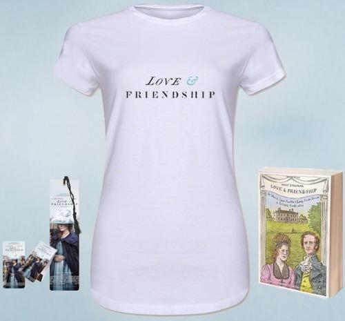 Love & Friendship movie prize pack