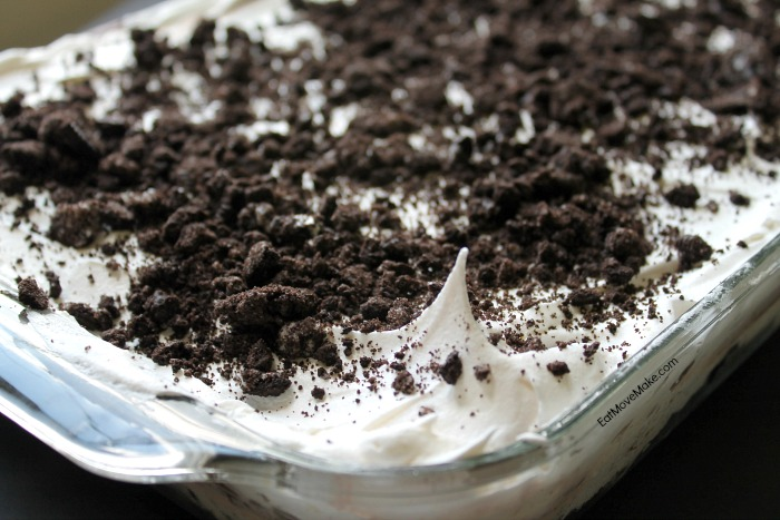 Feb 10,  · No Bake Oreo Dessert will amaze you with its decadent layers! They are full of chocolate pudding and sweetened cream cheese. We also topped it with Cool Whip and crushed Oreos. I love making fun desserts with Oreos. I made more than enough on them in the last couple of years. But this is truly the ultimate No Bake Oreo dessert there is/5(13).