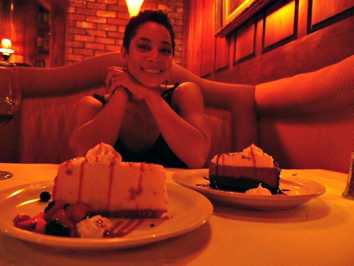 Thoroughbred's dessert
