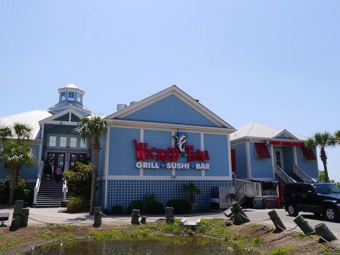 Wicked Tuna Myrtle Beach