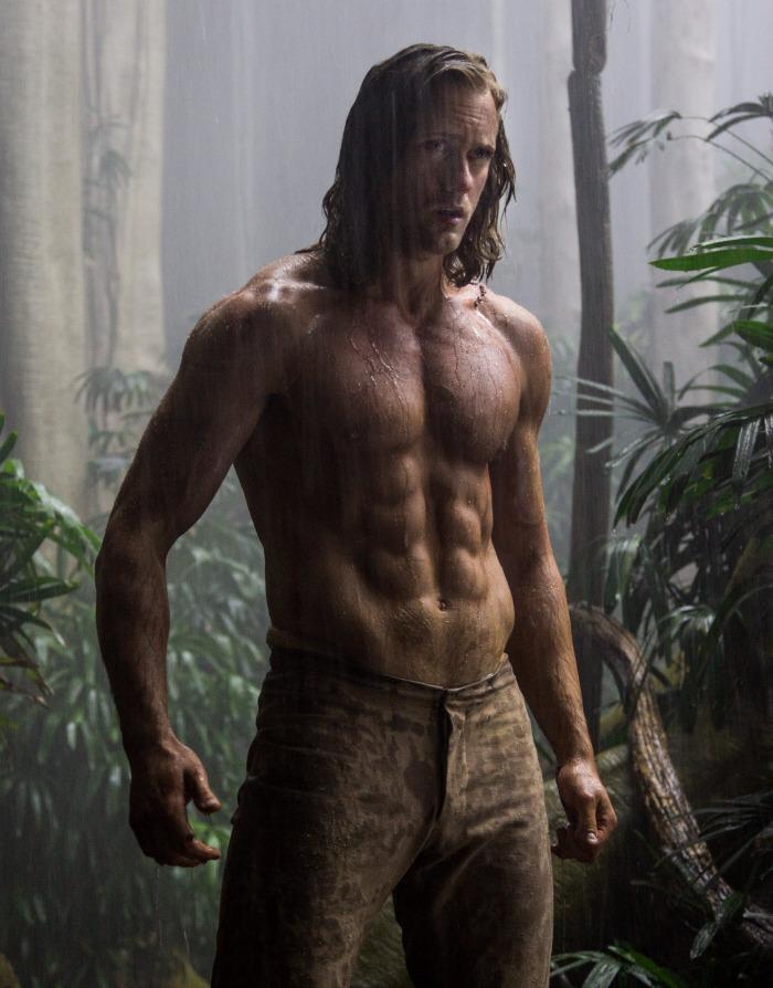 Alexander Skarsgard Tarzan photo