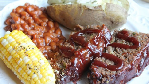 BBQ Ranch Meatloaf Recipe - the best meatloaf recipe!
