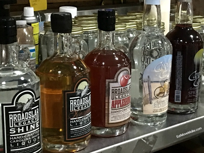 Broadslab Distillery hand-crafted liquor