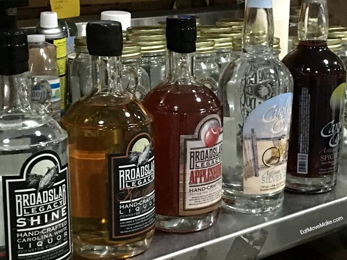 Broadslab Distillery hand-crafted liquor