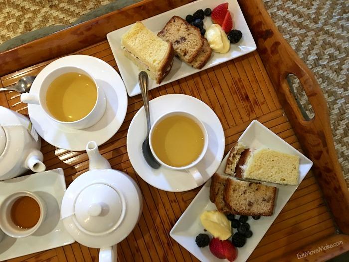 Clifton Inn afternoon tea
