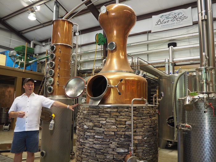 Blue Ridge Distillery