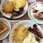 Denny's Red White and Bacon Menu Is Here!