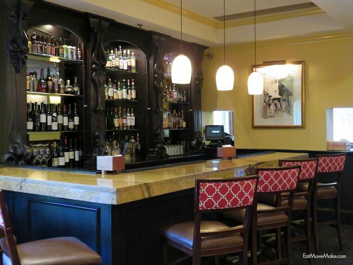 Dunhill Hotel Charlotte bar