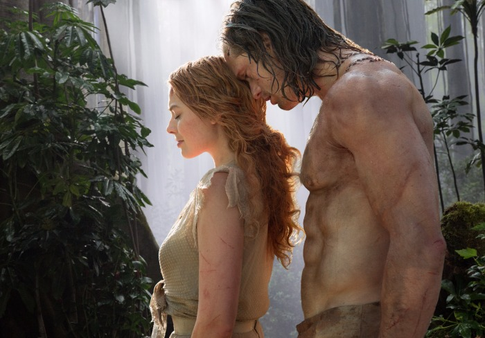 Legend of Tarzan - Tarzan and Jane