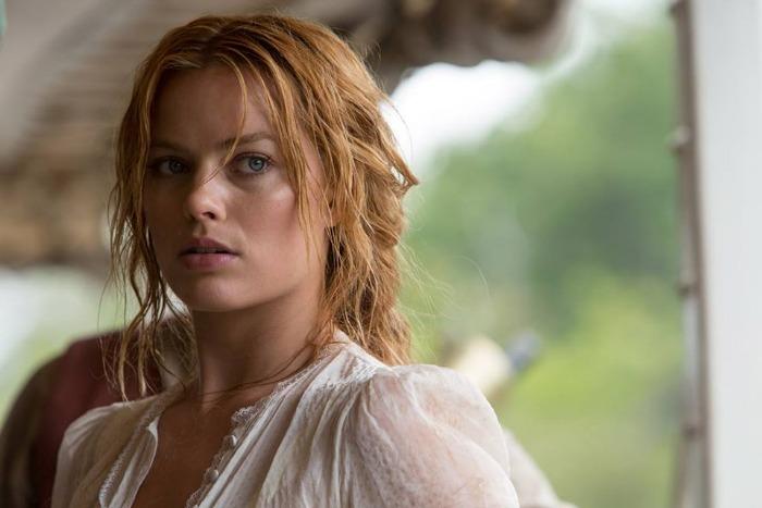 Margot Robbie - Jane in Legend of Tarzan