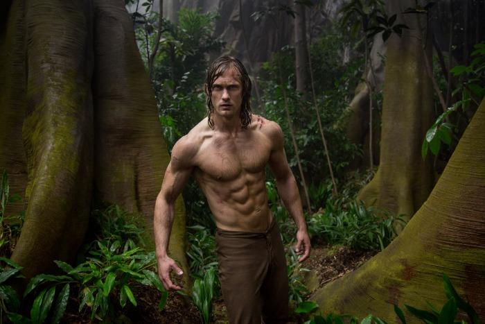 The Legend of Tarzan screenshot