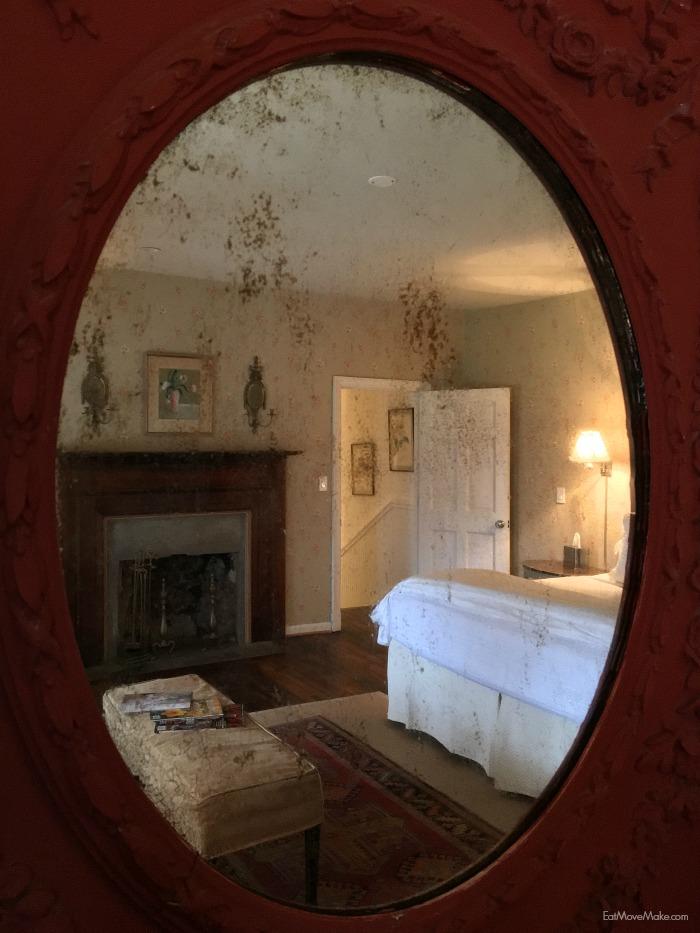 Thomas Mann Randolph room - Clifton Inn Charlottesville VA hotels