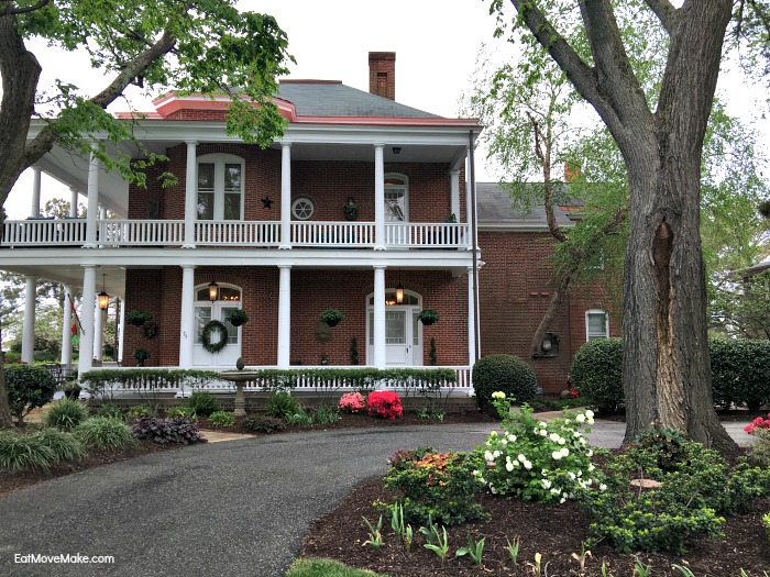 Building 93 - Hutcheson Home Historic Garden Week - Hampton VA