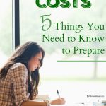 College Costs – 5 Things You Need to Know