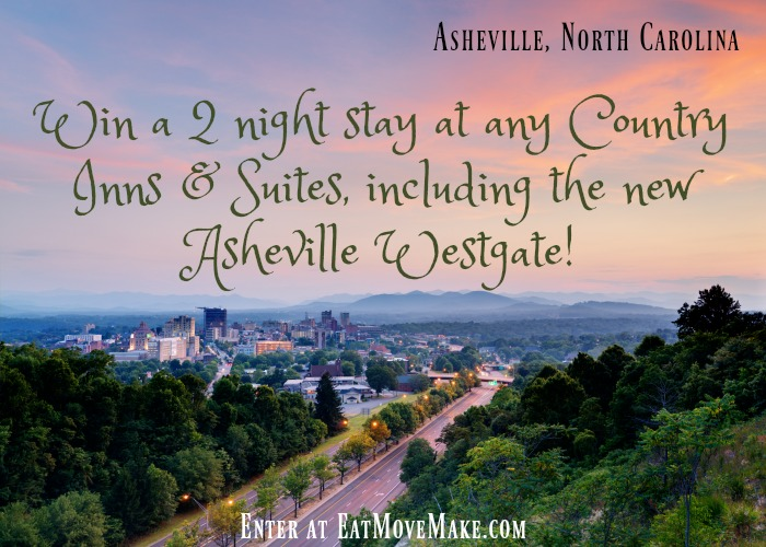 Country Inns & Suites giveaway