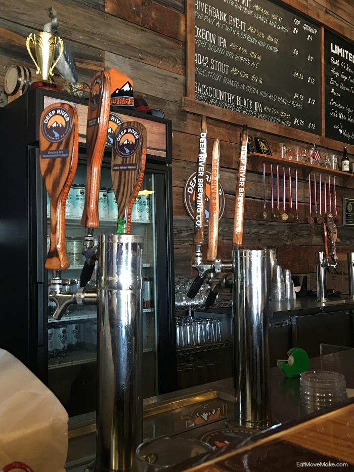 Deep River Brewing Company - Clayton NC