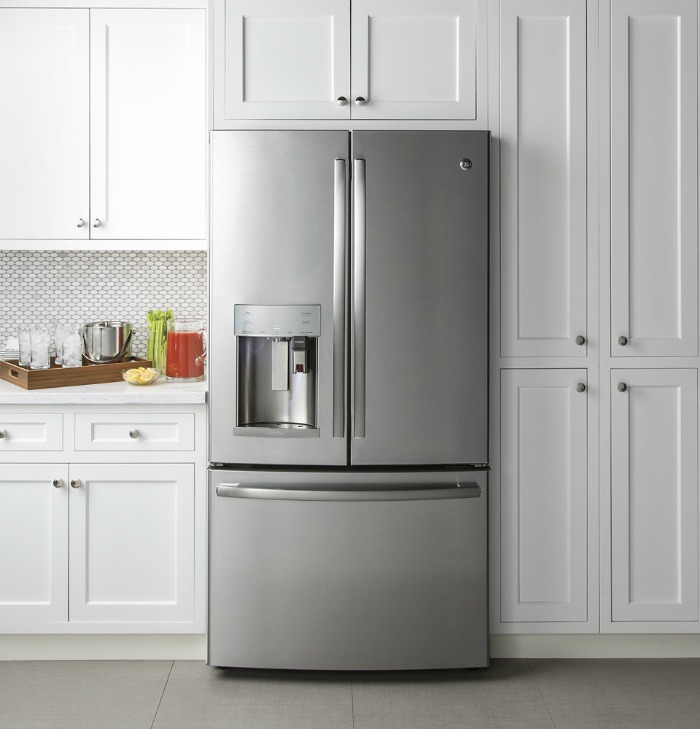 Ge French Door Refrigerator With Keurig