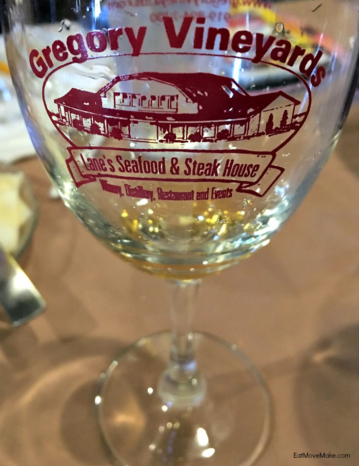 Gregory Vineyards - Angier NC