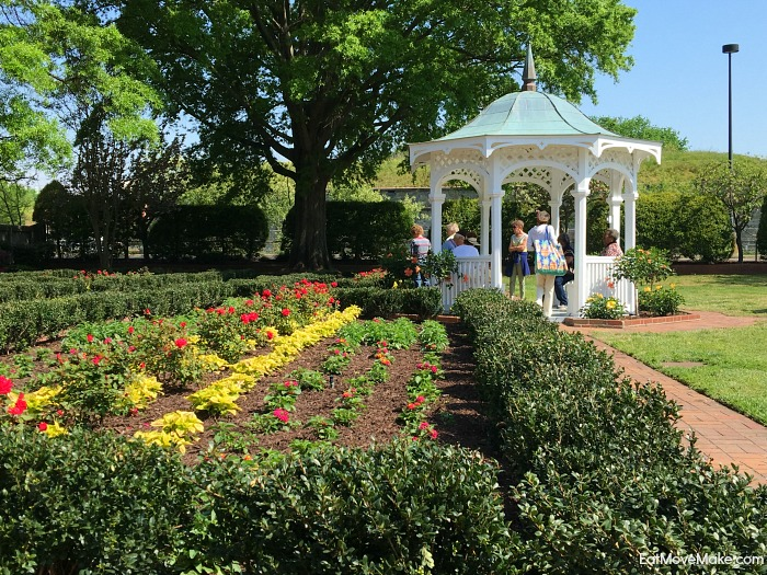 Historic Garden Week - Fort Monroe - Graham Home gardens