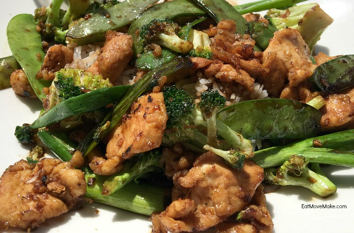 Juls- Tyler TX wok lunch