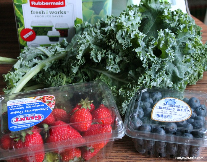 Rubbermaid Fresh Works Produce Savers