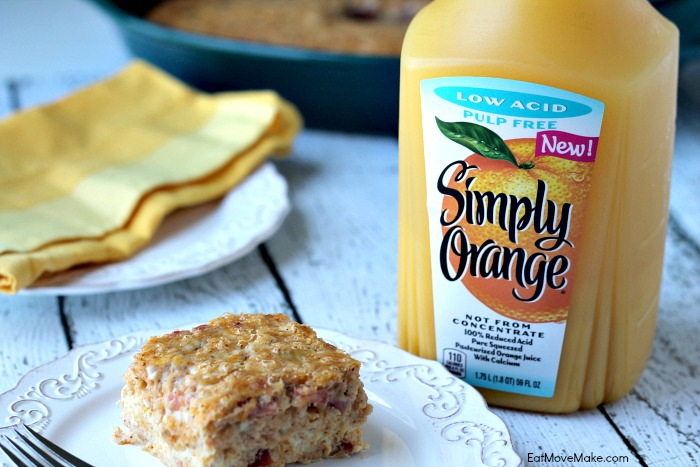 Simply Orange low acid