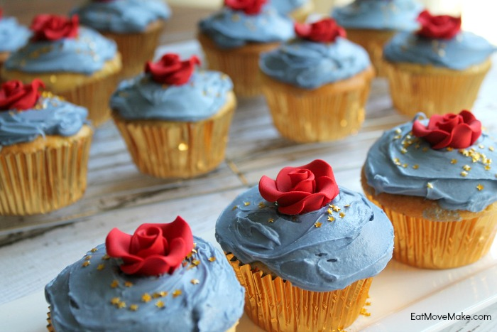 decorate The Little Prince Cupcakes