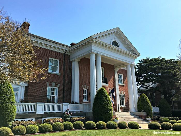 historic Fort Monroe homes - Historic Garden Week