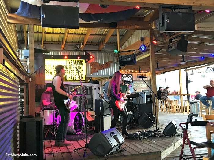 live music at Stanley's Famous Pit Bar-B-Q