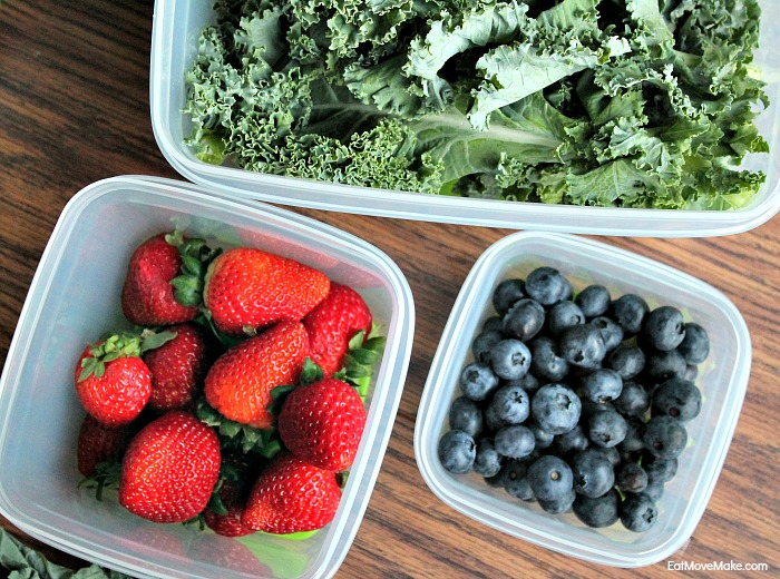trying Rubbermaid Fresh Works produce savers