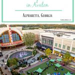 12 Things to Do in Avalon – Alpharetta, GA!
