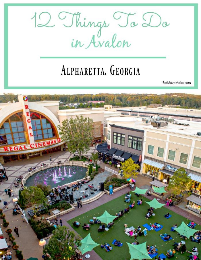 Avalon Alpharetta Ga >> Avalon Alpharetta Premier Shopping Dining And Entertainment