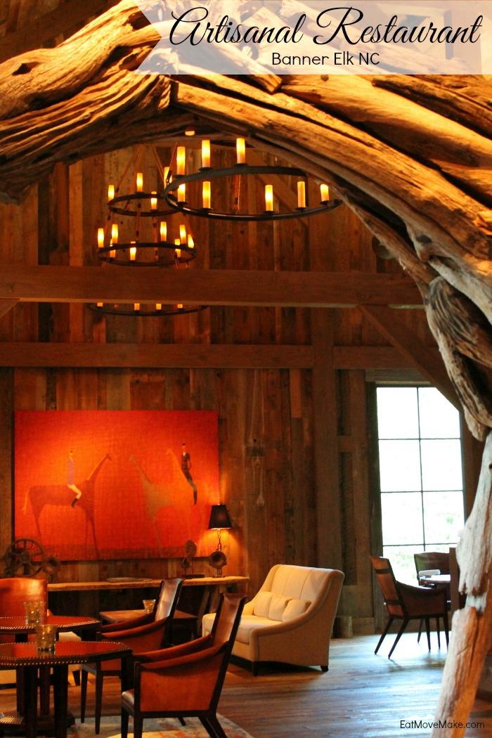 Artisanal Restaurant - Banner Elk NC