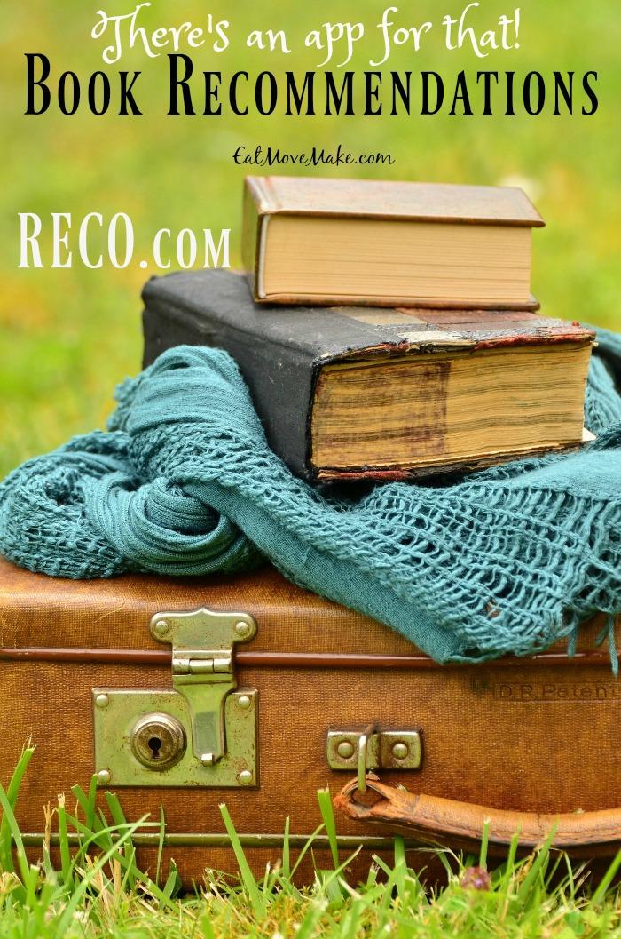 Book Recommendations - Reco app