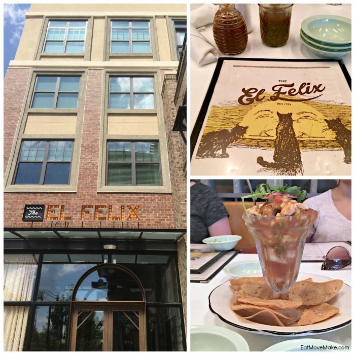 El Felix restaurant - Avalon Alpharetta