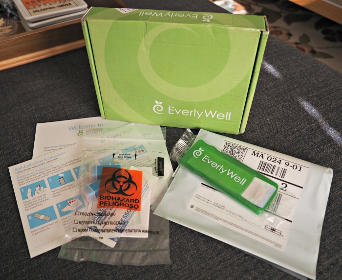 EverlyWell Kit