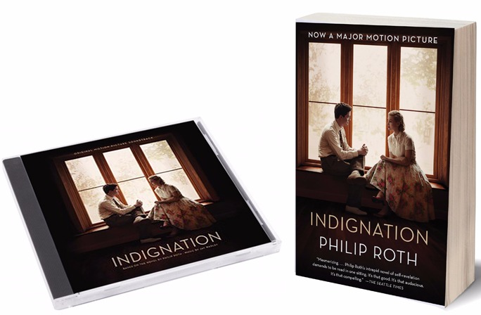 Indignation movie prize pack