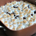 S'mores Brownies for National S'mores Day!