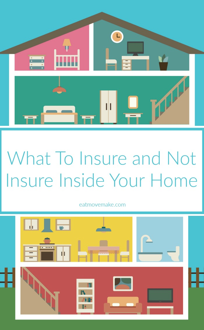 What to Insure and Not Insure Inside Your Home - eatmovemake.com