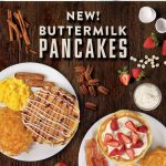 Denny's – Free Pancakes for Kids Every Day in September!