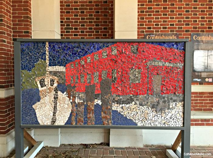 Hampton History Museum - downtown Hampton Virginia