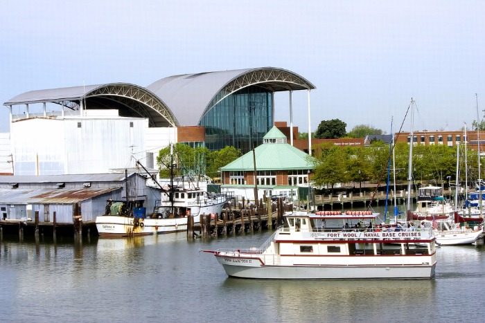 Miss Hampton II harbor cruises - Hampton VA