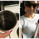 Instant Coffee: 1, Chanelle: 0.