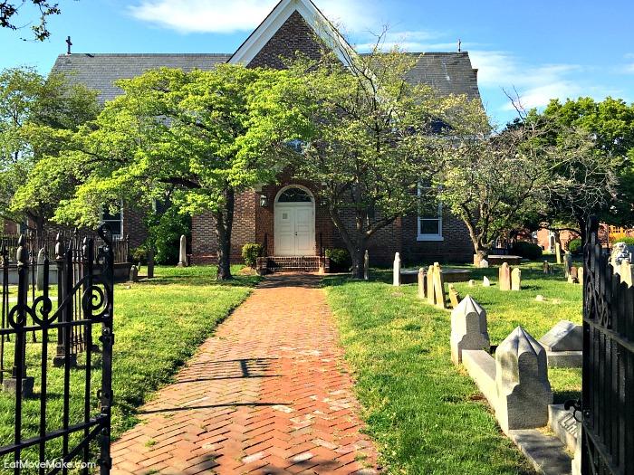 St. John's Church - Hampton VA
