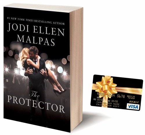 The Protector prize pack