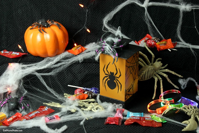 halloween-party-display